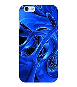 ColourCraft Abstract Image Design Back Case Cover for APPLE IPHONE 6
