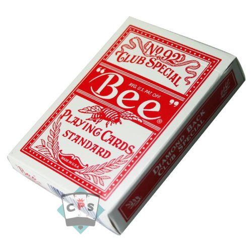 us-playing-card-company-pokerkarten-bee-rot