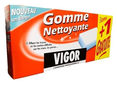 Eponges Magiques - Vigor - 5064 - Gomme Nettoyante -