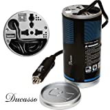 DUCASSO CAN SHAPED CAR INVERTER & USB+CA...