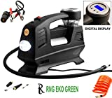 Best Portable Air Compressors - RNG EKO GREEN - Digital Double Cylinder Triple Review