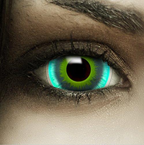 (Mini Sclera Kontaktlinsen