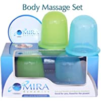 Body Massage Cupping Therapy Cups - MIRA Dynamics - Cupping