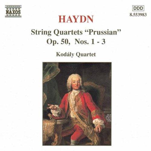 String Quartet No. 38 in E flat major, Op. 50, No. 3, Hob.III:46: IV. Finale: Presto