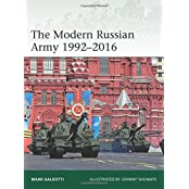 The Modern Russian Army 1992-2016 (Elite)