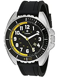 Columbia hombre 'Explore de cuarzo acero inoxidable Casual reloj (modelo: ca027–020) by Columbia