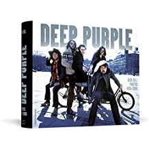 Deep Purple: Photos 1970-2006 | Nummerierte und von Didi Zill handsignierte Sonderausgabe! | Numbered special edition hand signed by Didi Zill!