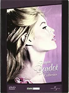 brigitte bardot collection 4 dvds cette sacre gamine 1956 le repos du guerrier 1962 shalako. Black Bedroom Furniture Sets. Home Design Ideas