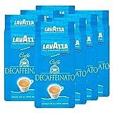 Lavazza DEK Kaffee, Decaffeinato, gemahlener Bohnenkaffee (7 x 250g)