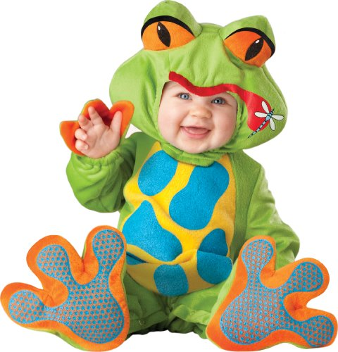 Fancy Dress Kostüm Baby 12 9 Monate - Kleiner Frosch Babykostüm - 18-24 Monate