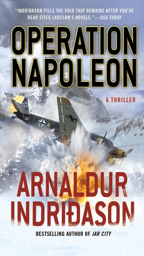 Operation Napoleon (Reykjavik Thriller)