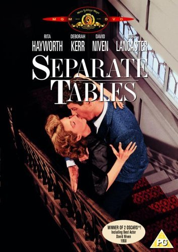Separate Tables [UK Import]