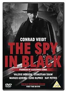 The Spy In Black [DVD]
