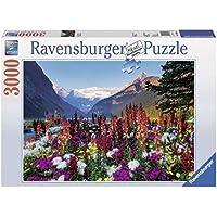 Ravensburger - Las montañas floridas, puzzle de 3000 piezas (17061 6)