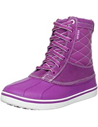 Crocs AllCast Leather Duck Boot, Boots femme