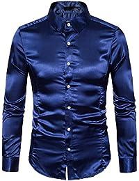 Vovotrade® Brillante Pintura de Aceite Super Estrella Camisa 4ea29e77998