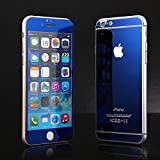 Best Glass Screen Protector I Phone 5s - Online Street Mirror Front + Back Tempered Glass Review