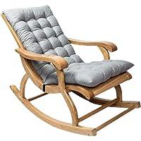 Coussin de Chaise berçante, Coussin de Chaise Longue à Dossier Haut, Coussin Fauteuil Jardin epaissi, Rocking Chair…