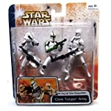 Best Clone Troopers - Star Wars Clone Wars : Clone Trooper Army Review