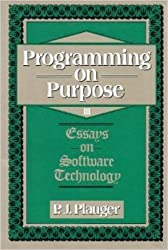 Programming on Purpose III: Essays on Software Technology by P. J. Plauger (1994-01-01)