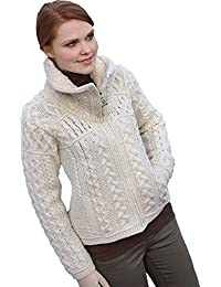 klassische Schuhe Werksverkauf süß Suchergebnis auf Amazon.de für: aran pullover - Damen ...