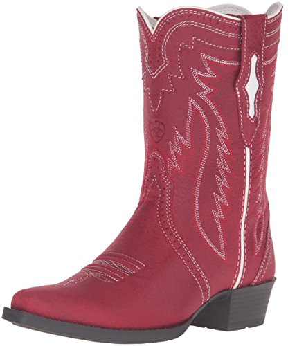Ariat Calamity Cuir Santiags Red Ryder