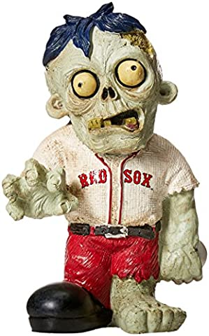 Forever Collectibles Mlb Boston Red Sox Pro Team Zombie Figurine