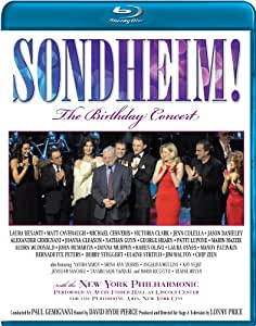 Sondheim: The Birthday Concert [Blu-ray] [2010] [US Import]