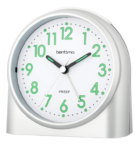 bentima-by-acctim-14707-sweeper-one-non-tick-alarm-clock