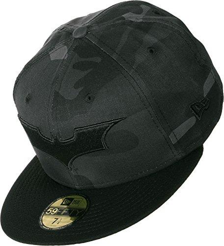 Cappellino 59Fifty Camo Batman Fitted New Era baseball cap berretto  baseball fitted cap 26506585177e