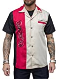 Rumble59 - Lounge Shirt - Rockabilly Forever