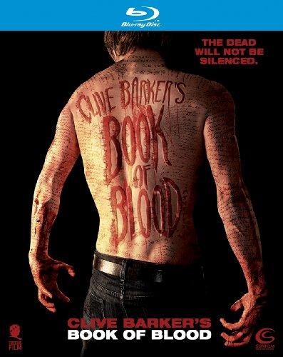 Book of Blood (Blu-ray)