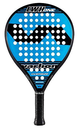Varlion LW H One Padel Raquette de tennis Unisexe Adulte, Bleu, L