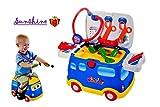 Toyshine 3 in 1 Medical Vehicle Doctor P...