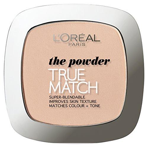 L'Oréal Paris True Match, Cipria, N4 Beige, 9 g
