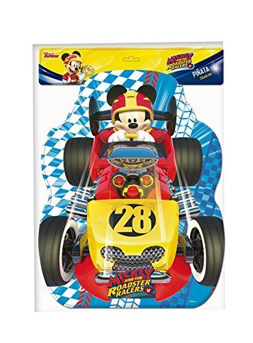 , piñata Disney Micky Maus Silhouette und Super Piloten, Abmessungen 33x46 Zentimeter. (Maus-silhouette)