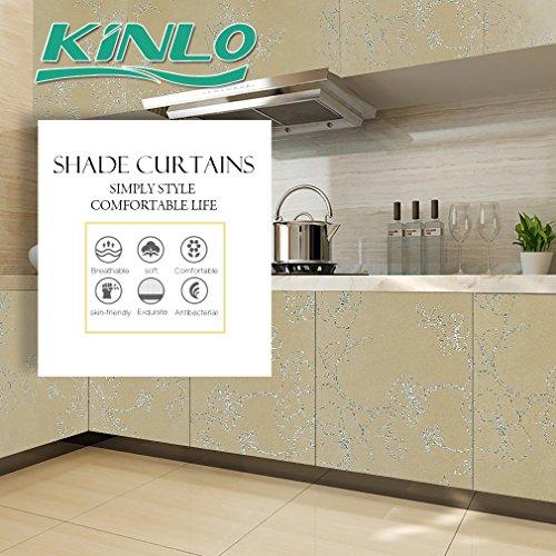 kinlo-061-5m-adesivi-carta-con-i-fiori-cachi-autoadesivo-wall-stickerrinnovato-mobili-da-cucina-guar