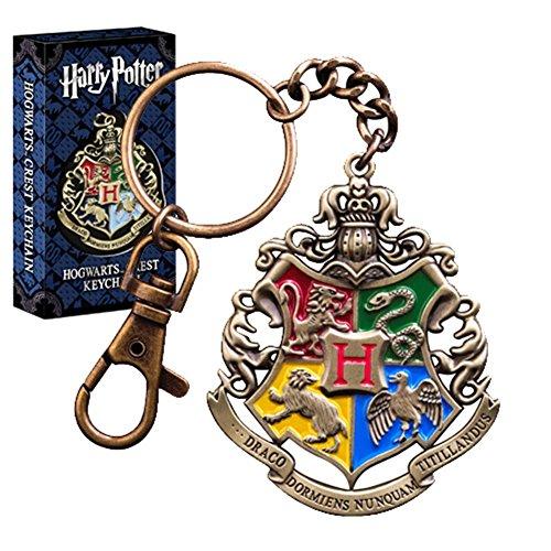 official-harry-potter-hogwarts-crest-diecast-metal-keyring-in-box