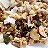 ProMix: Very Finely Chopped Mixed Nuts & Seeds with Dried Fruits (750g) Healthy Trail Mix, Gluten Free, Vegan. (Banana & Chocolate)