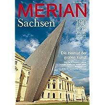 MERIAN Sachsen (MERIAN Hefte)