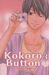 Kokoro Button Edition simple Tome 3