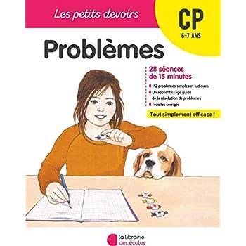 Les Petits devoirs - Problèmes CP