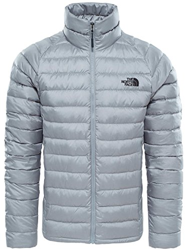 The North Face M Trevail Jacket Chaqueta, Hombre, Monument Grey/Monument Grey, 2XL