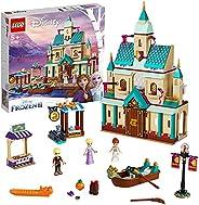 LEGO 41167 Disney Frozen II Arendelle Castle Village with Princess' Anna and Elsa plus Kristoff Mini dolls