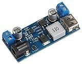 ShenTan LM2596S 24V 12V bis 5V 5A Stromversorgung Modul DC-DC Buck Stromversorgung Modul Stromrichter