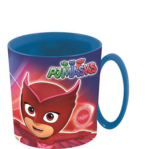 Stor Mug en Plastique Pyjamasques 35 cl