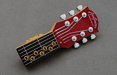 red-cordless-infrared-beam-air-guitar-free-play-mode-chords-music-gift-toy