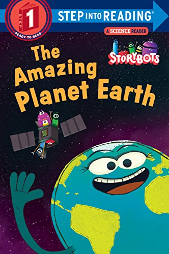 The Amazing Planet Earth (StoryBots) (Step into Reading) (English Edition)
