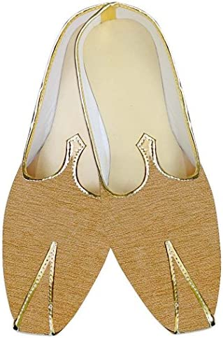 INMONARCH Madera Hombres Zapatos de Boda Tradicional MJ014127