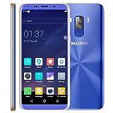 BLUBOO S8 Smartphone 3 GB + 32 GB Dual Rückkamera Fingerabdruck Identifikation 14 cm 4G Netzwerk Dual SIM Android 7.0 MTK6750T Octa Core bis 1,5 GHz